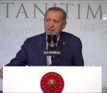 Cumhurbaşkanı Erdoğan'dan yurt cevabı: Hayatınız yalan!