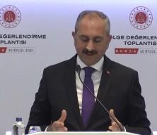 Adalet Bakanı Gül'den 'tarafsız yargı' açıklaması