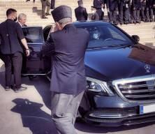 Mansur Yavaş'ı zora sokacak görüntü! Makam aracını sattığını söylemişti..