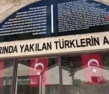 1915 olaylarında Ermenilerin Türkleri yaktığı fırın ziyarete açıldı