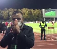 Burak Yılmaz'ın son dakika golünde TRT Spor ekibi