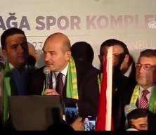 Bakan Soylu'dan Türkiye'yi hedef alanlara sert sözler: Korkan namerttir