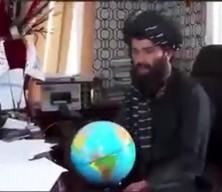 Taliban valisi dünya medyasının gündeminde! Büyük tepki çekti