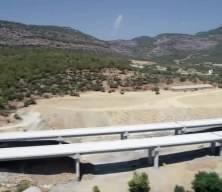 Akdeniz Sahil Yolu projesinde sona doğru!
