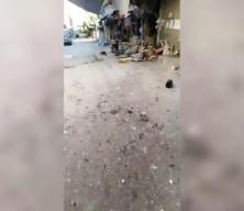 Esed rejimi pazar yerini vurdu! Çok sayıda ölü ve yaralı var