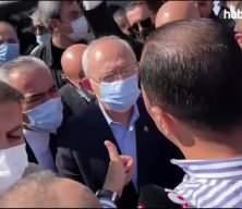 İzmir'de vatandaş isyanda! Kılıçdaroğlu'na dertlerini anlatmak istediler fırçayı yediler