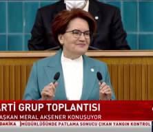 """Meral Akşener'den """"seçim"""" açıklaması"""