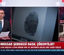 Abdullah Ağar: MOSSAD'a karşı dünyada böyle bir operasyon yok