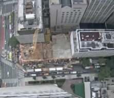 New York'taki Türkevi inşaatının 4 yıllık yapım süreci 1,5 dakikalık videoda