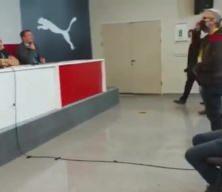 Sivas yerel basını Vincenzo Montella'yı protesto etti