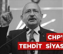 Başkan Erdoğan grup toplantısında gösterdi: İşte CHP'nin tehdit siyaseti