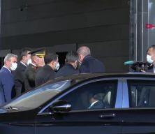 Cumhurbaşkanı Erdoğan Bakü'ye gitti