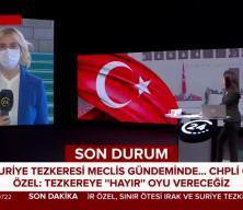 HDP'nin çağrısı sonrası CHP'den son dakika tezkere kararı