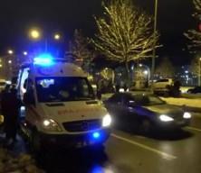 22 otomobil birbirine girdi! Araçlar hurdaya döndü