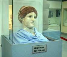 50 yıldır müzede sergilenen 2 bin yıllık heykel 'Artemis'e ait çıktı