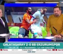 Galatasaray'ın golünde ofsayt tartışması!