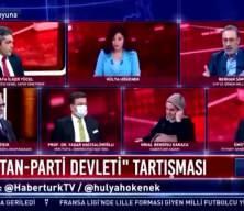 Canlı yayında haddi aşan sözler: CHP eski Milletvekili Şimşek'ten 'militan' yakıştırması!