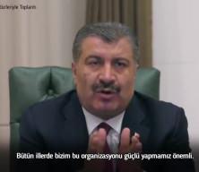 Bakan Koca' dan huzerevinde kalan vatandaşlar için açıklama
