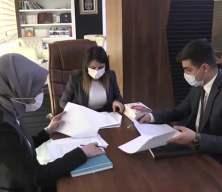 Adana Adliyesinde hakim-savcı adayları usta-çırak ilişkisiyle mesleğin inceliklerini öğreniyor