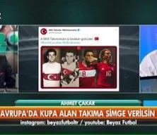 Ahmet Çakar: Federasyon, Fenerbahçe'nin başvurusunu onaylamış!