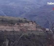 Azerbaycan, Ermenistan'ın işgalinden kurtarılan Laçın görüntülendi