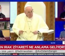 Bir Papa ilk kez Irak'ı ziyaret etti! Peki neden şimdi? Lütfullah Göktaş açıkladı