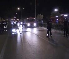 Bodrum'da eski milletvekili Süleyman Bölünmez'in kullandığı cipte çıkan yangın söndürüldü