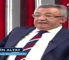 CHP'li Engin Altay'dan skandal Menderes benzetmesi!