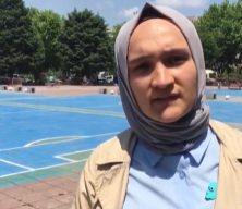 CHP'lilerin saldırdığı genç kız konuştu!