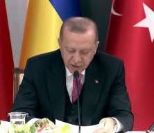 Cumhurbaşkanı Erdoğan: İş birliğimiz hiçbir surette üçüncü ülkelere karşı bir girişim değildir