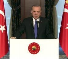 Cumhurbaşkanı Erdoğan'dan 'NATO müttefikimize' kritik mesaj