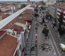 Edirne'de vaka sayıları yüzde 90 düştü, tablo yeşile döndü