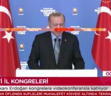 Erdoğan: Tuzakları boza boza yürüyoruz