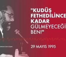 Esad Coşan Hocaefendi'nin 1995'de yaptığı konuşma