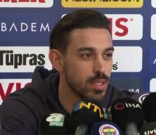 """Fenerbahçeli İrfan Can Kahveci: """"Şu an hazırım"""""""