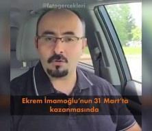 FETÖ'cü Emre Uslu'dan İmamoğlu itirafı!