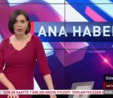 Halk TV sunucusu Özlem Gürses yalan haber yaptığını itiraf etti!