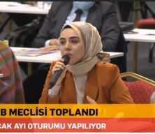 İBB Meclisi'nde CHP'yi susturan konuşma!