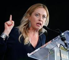 İtalya'da Macron'u yerden yere vuran konuşma!