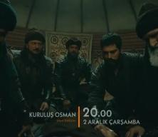 Kuruluş Osman 36. Bölüm Fragmanı Yayınlandı!