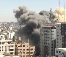 Medyayı hedef alan İsrail'e AP, Aljazeera ve Beyaz Saray'dan tepki!