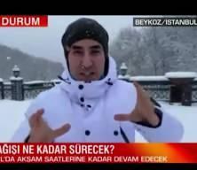 Meteoroloji'den son hava durumu raporunu yayınladı! Kar yağışı ne kadar sürecek?