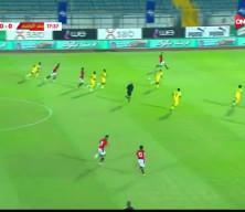 Mostafa Mohammed Milli Takım'da 2 gol birden attı!