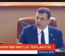 İBB Meclisi'nde Kübra Nur Uslu'dan alkış alan sözler!