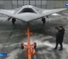 Rusya'nın yerli İHA'sı Okhotnik, Su-57 ile uçtu