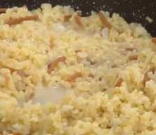 Sarımsaklı bulgur pilavı nasıl yapılır?