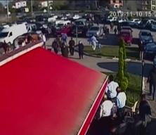 Savcının kullandığı cip ile otomobil çarpıştı: 1 ölü, 8 yaralı