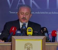 TBMM Başkanı Şentop'tan Hazreti Mevlana'yı Anma Törenleri'nde anlamlı mesaj