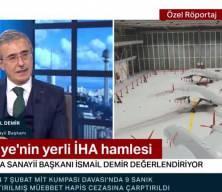 Türk SİHA'larıyla donatılacak! Türkiye'nin TCG Anadolu kararı korku saldı