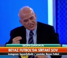 Yunan TV'si o görüntüleri yayınladı!